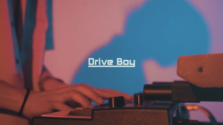 "Drive Boy ""Shining"" official music video by shun murakami"