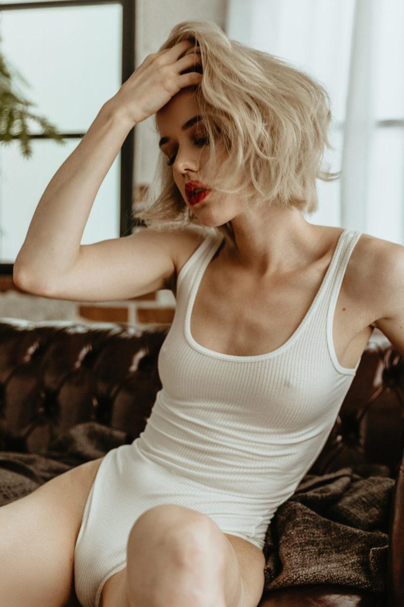 Leisurewear Shoot for Budoir Inspiration Magazine by ivana micic