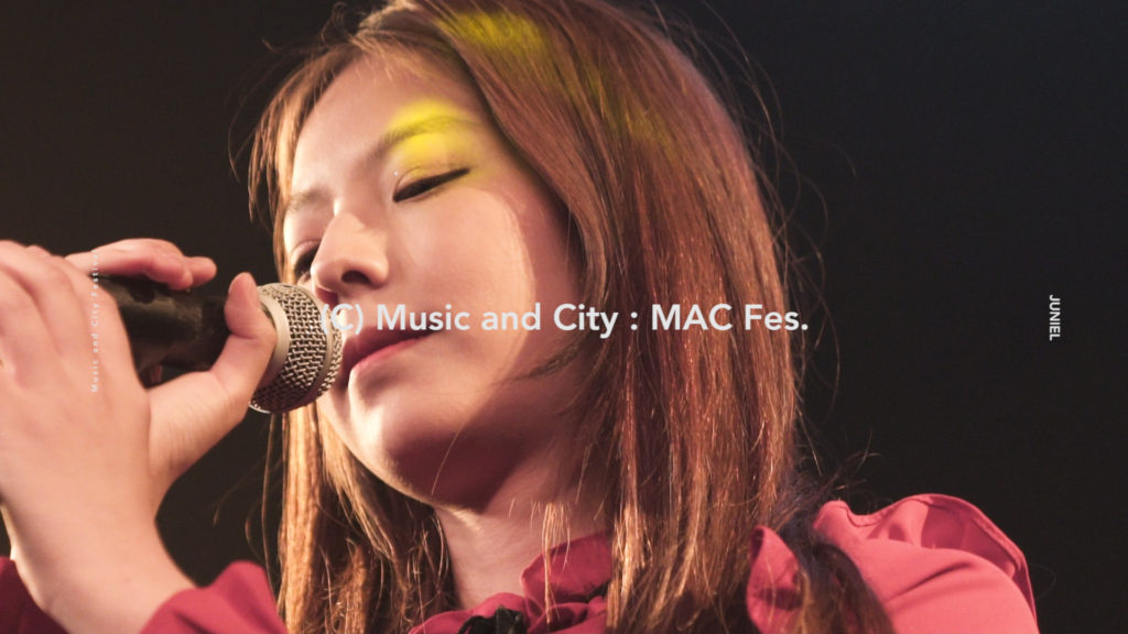 Music and City Festival Vol. 2 official video by shun murakami