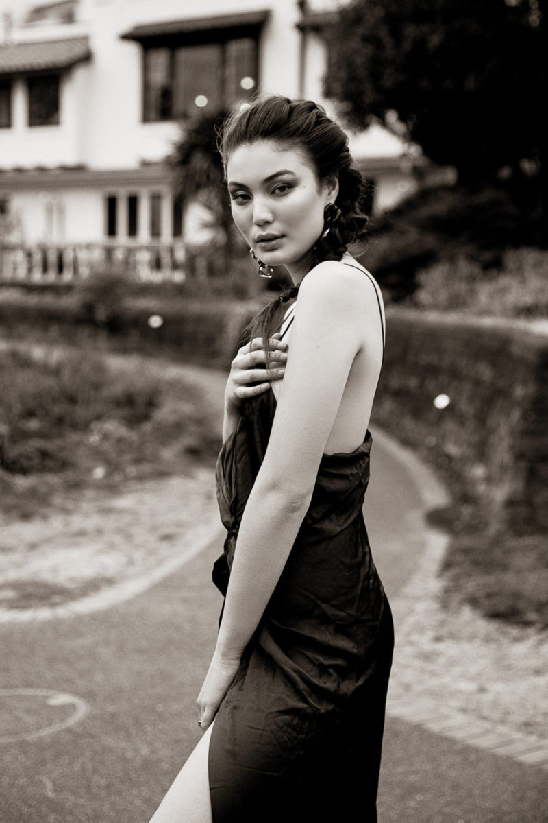 Fashion photography by Ivana Micic with Sarah (System Agency)