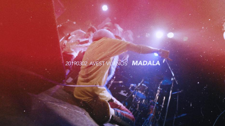 MADALA live concert by shun murakami