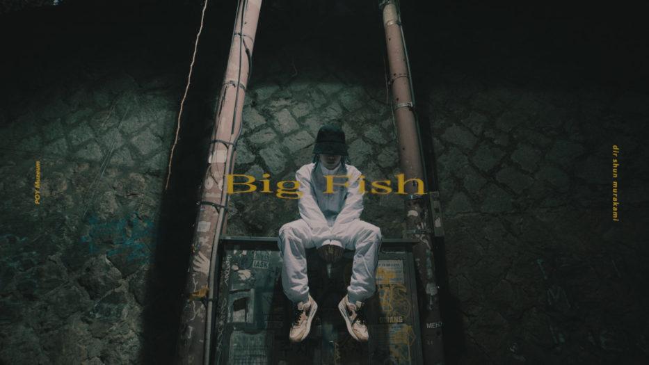 POY Muzeum Big Fish official music video by shun murakami