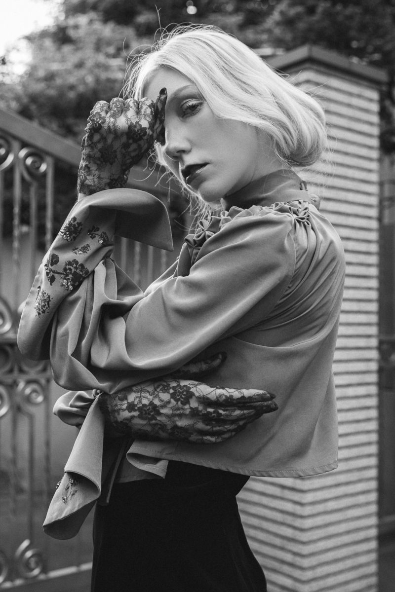 Fashion Lookbook with Model Amelie in Tokyo by Ivana Micic