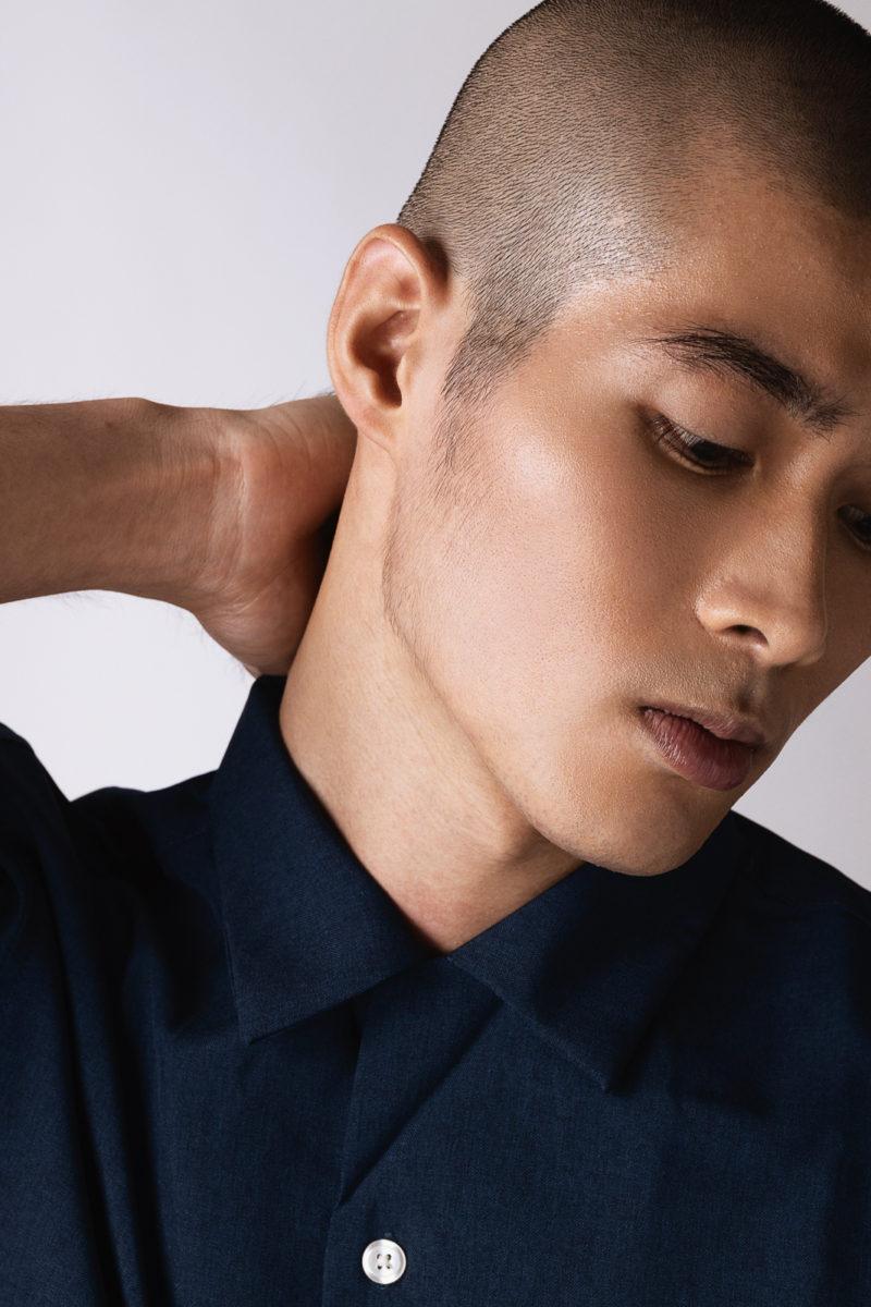 Male Model Lookbook in Tokyo by Ivana Micic
