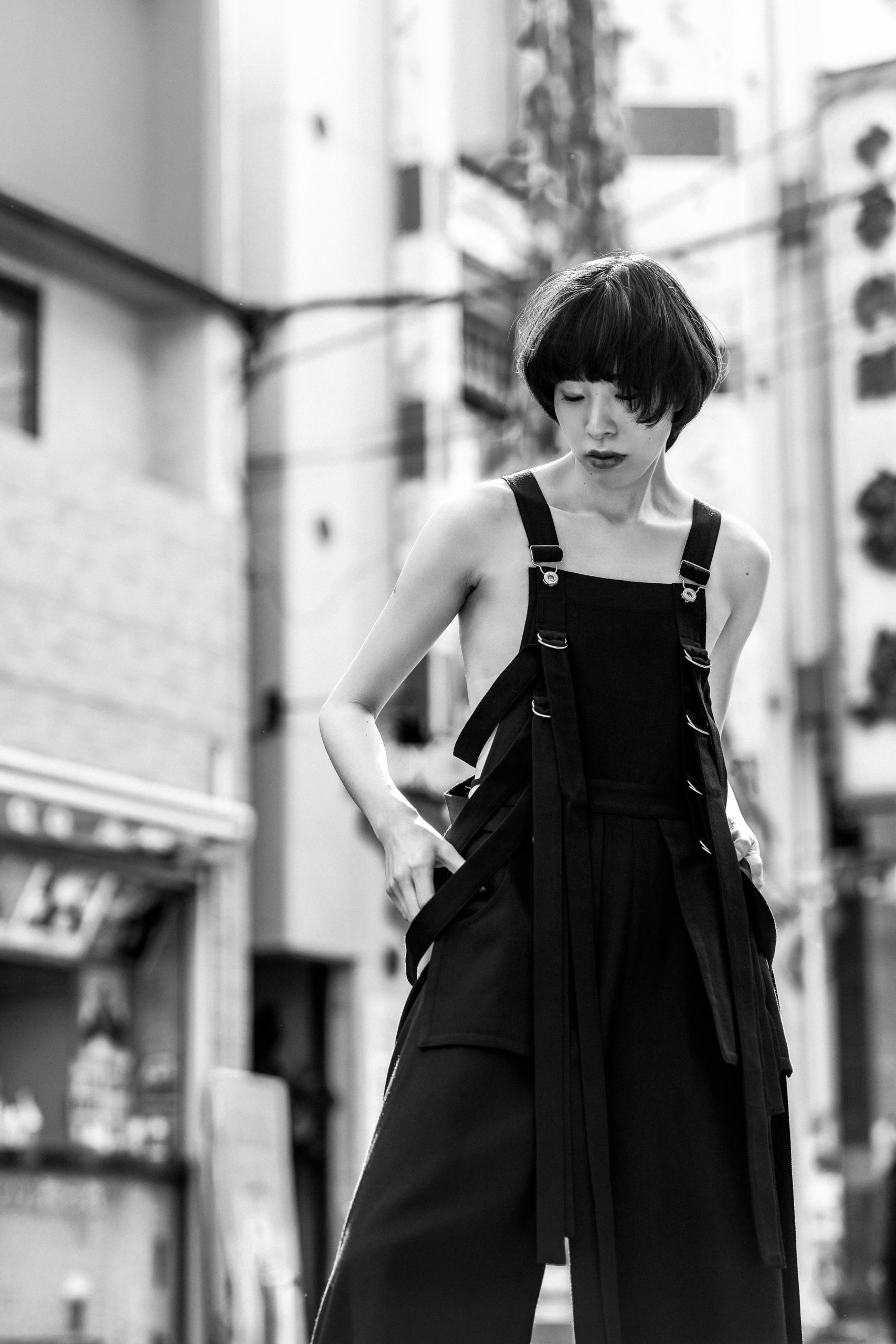 Chinatown - fashion editorial by Ivana Micic19