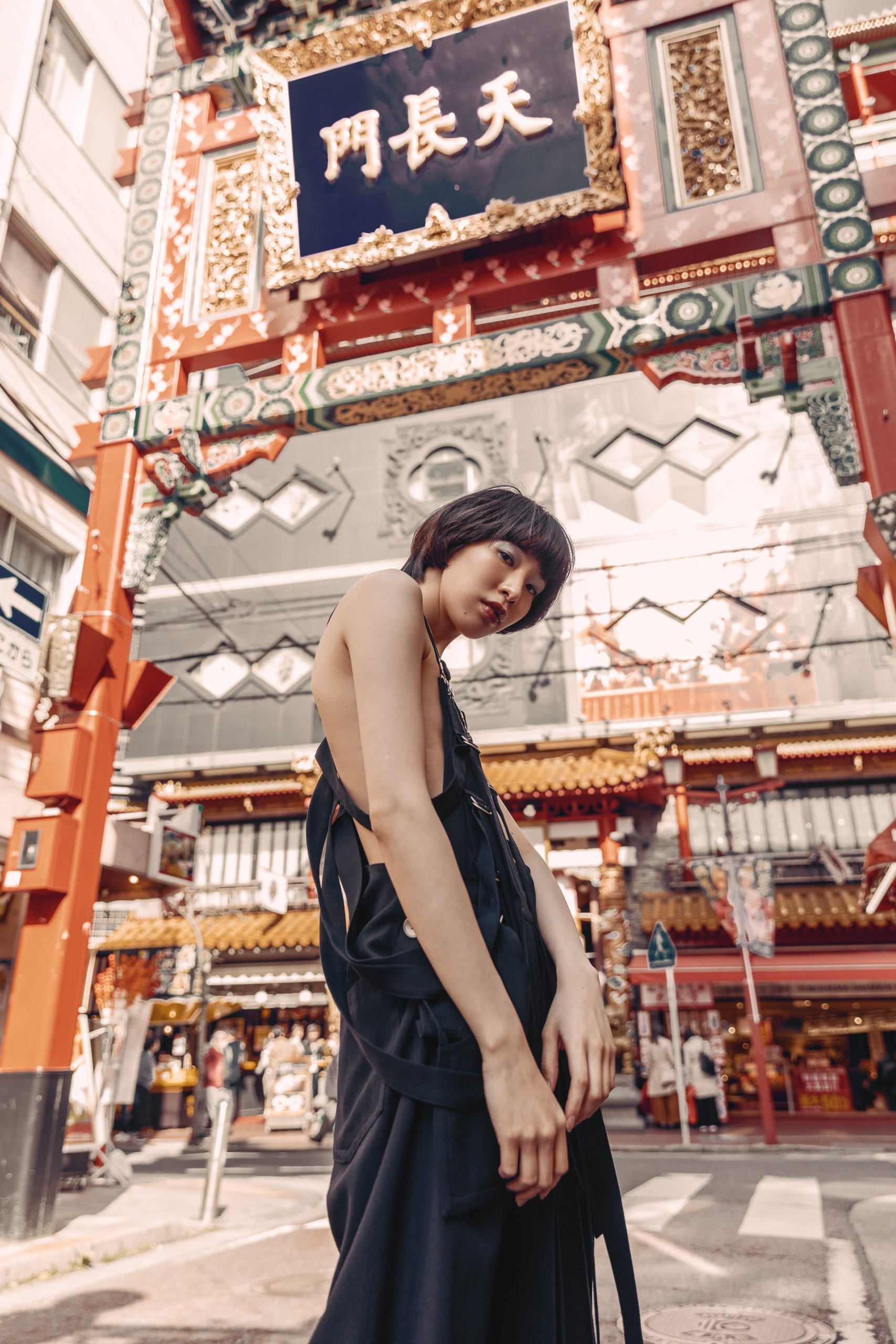 Chinatown - fashion editorial by Ivana Micic20