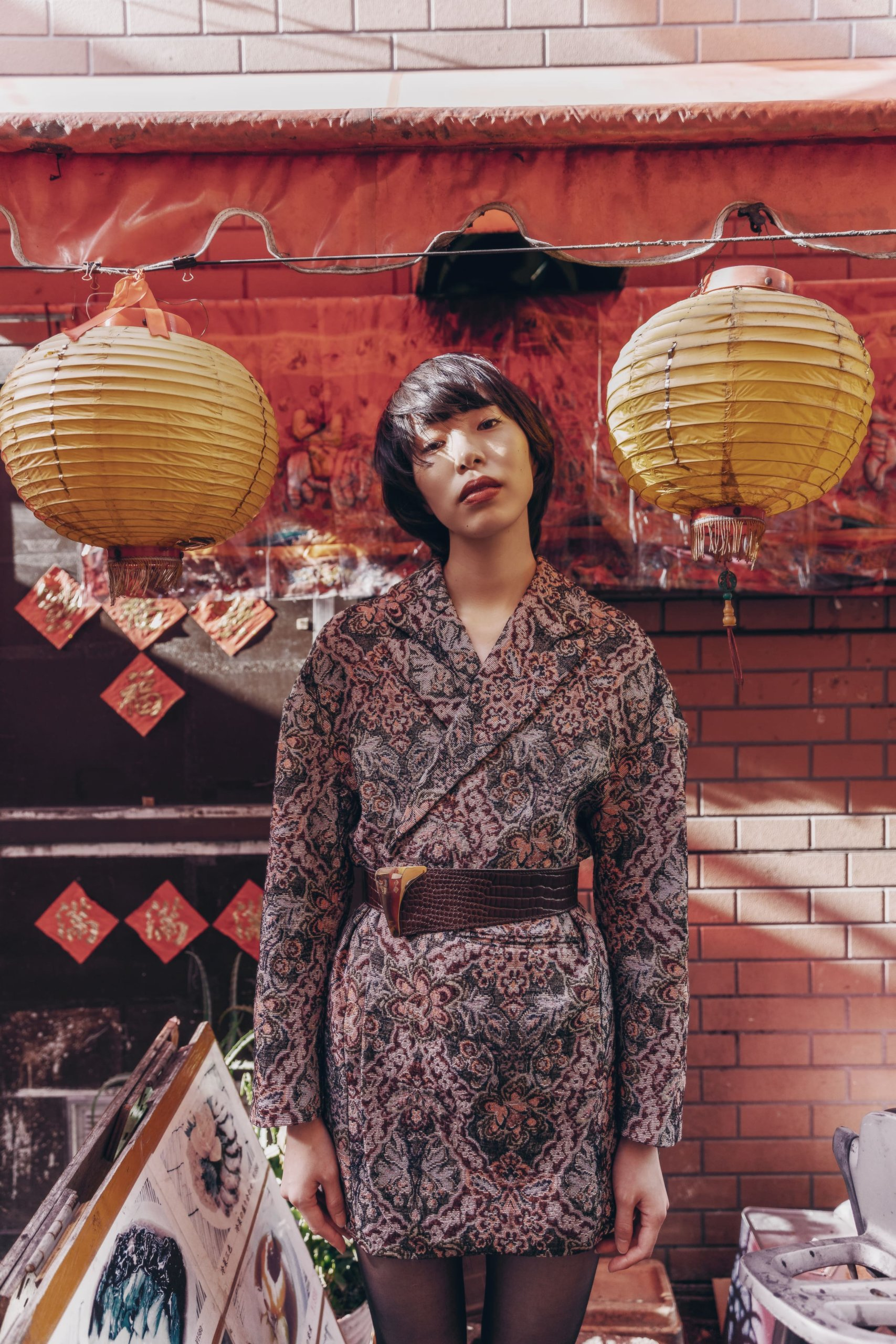 Chinatown - fashion editorial by ivana micic2