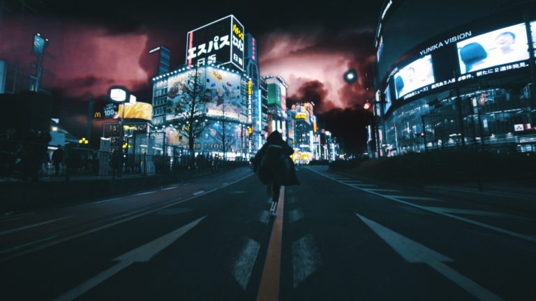 DROWNYOU - Before | official music video by shun murakami