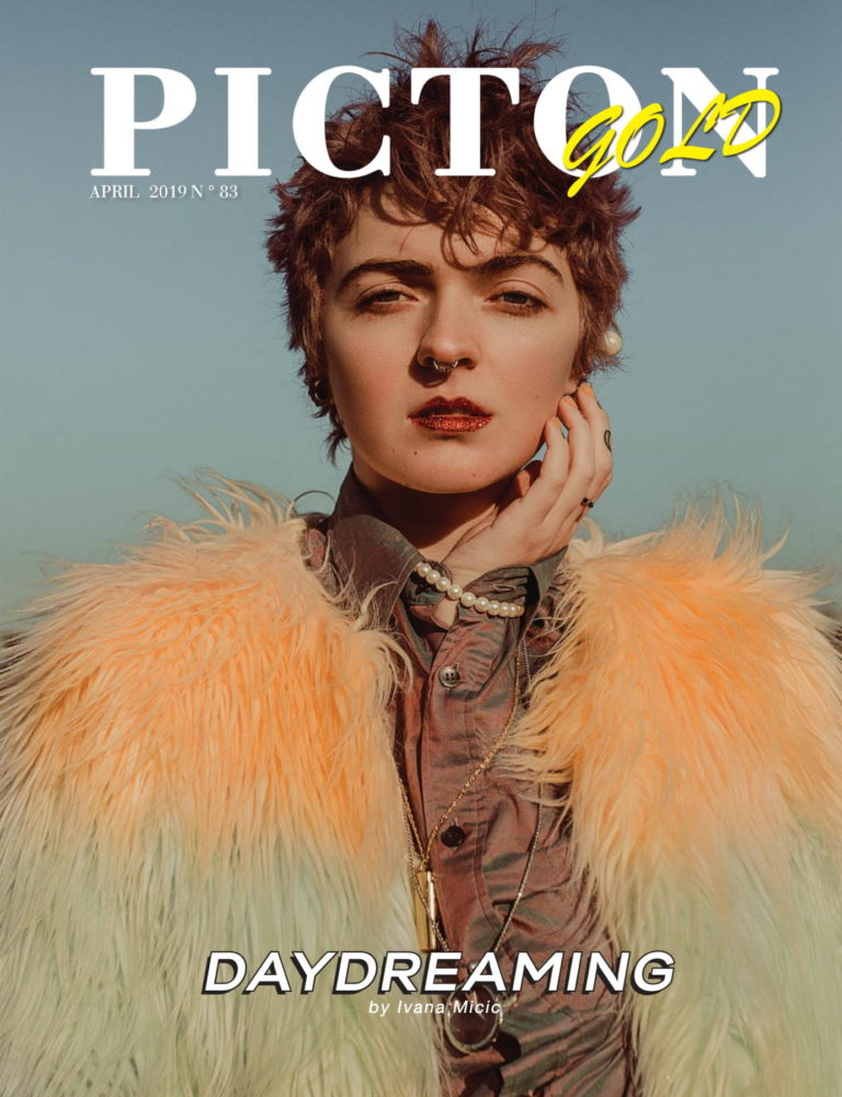 """Fashion editorial """"Daydreaming"""" for Picton Magazine by ivana micic"""