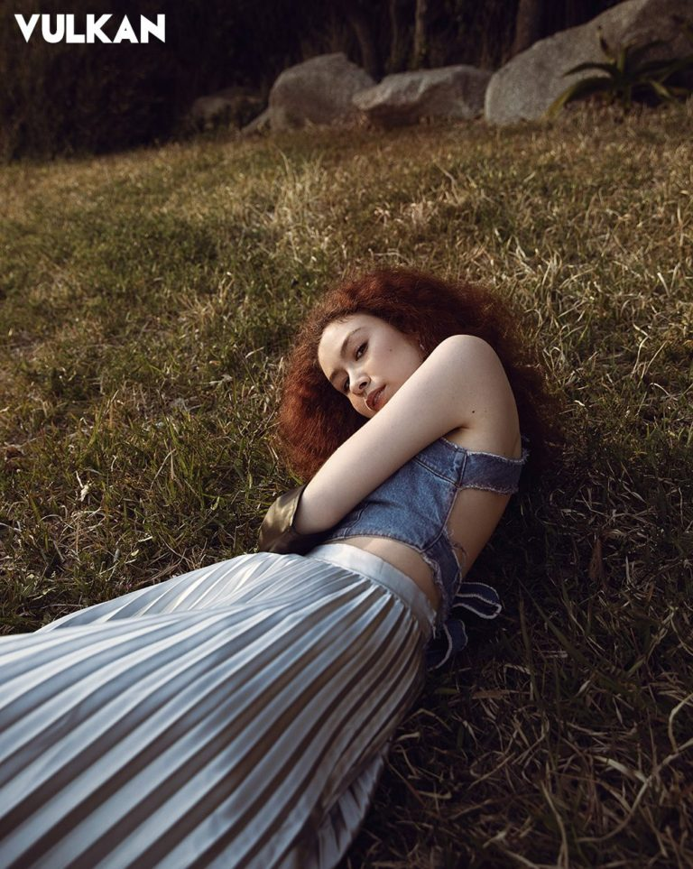 "Fashion editorial ""Summer mood"" for Vulkan Magazine by ivana micic"