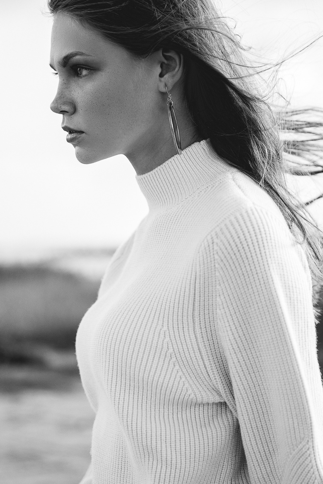 Seabreeze - End of Summer Editorial with model Katya in Tokyo by Ivana Micic