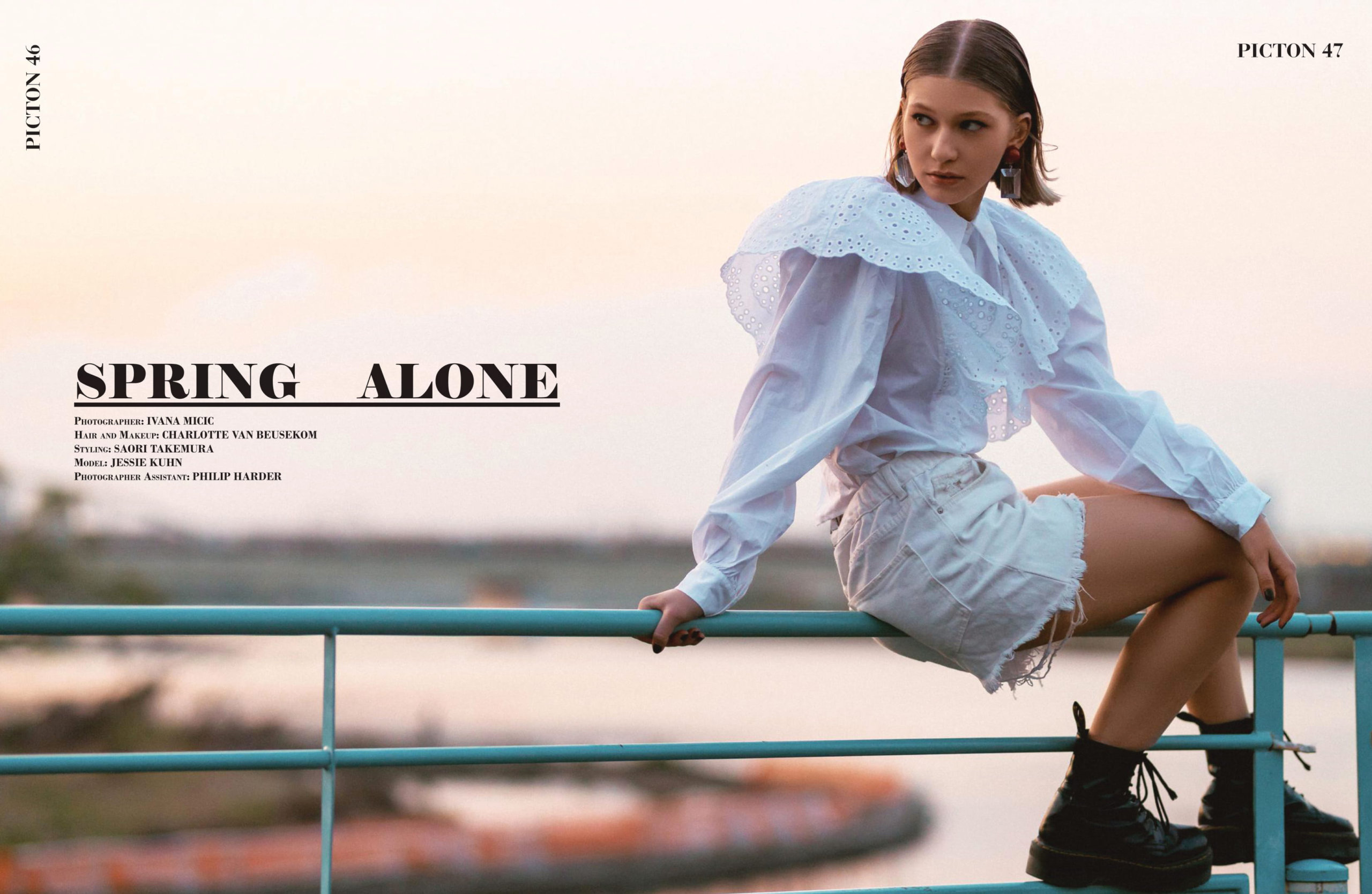 Picton Magazine SS2020 editorial by Ivana Micic copy