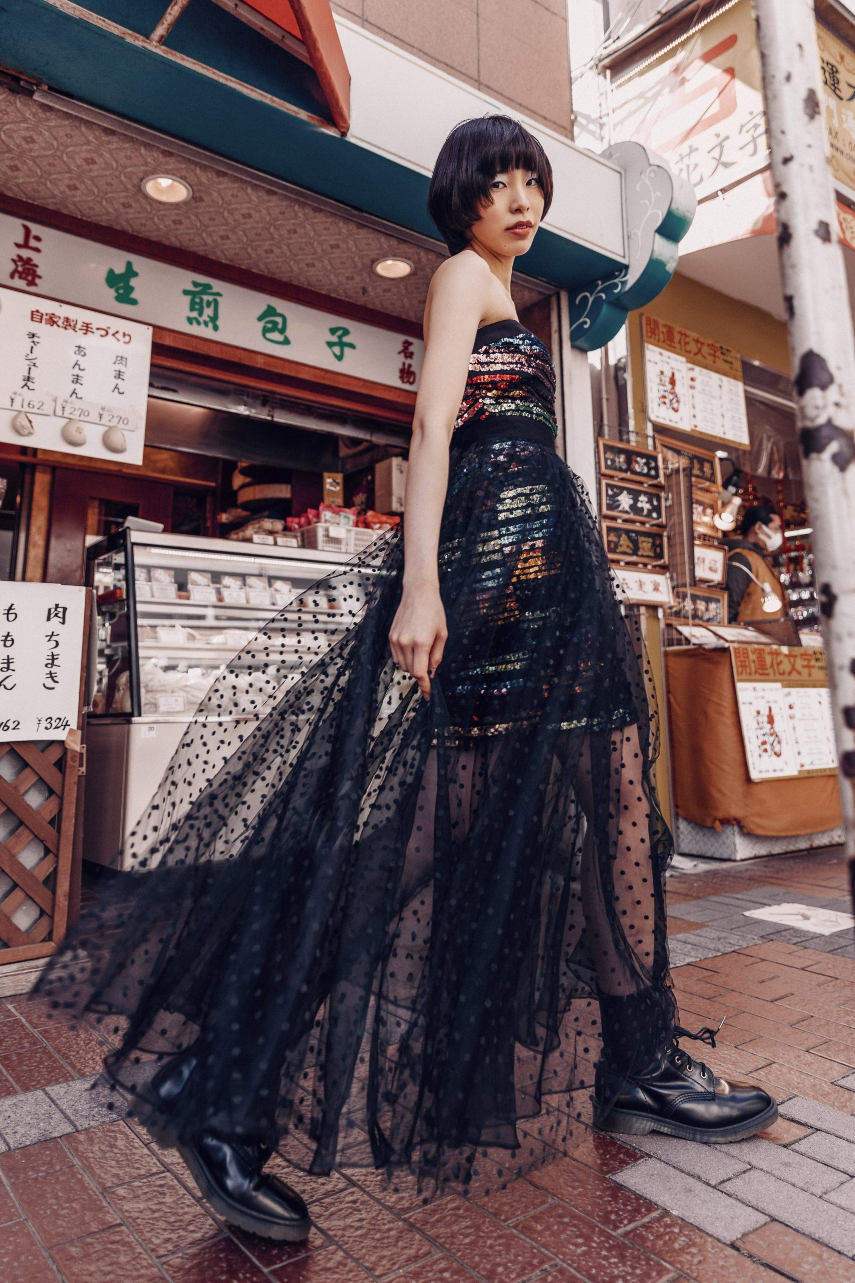 Chinatown - fashion editorial by Ivana Micic15