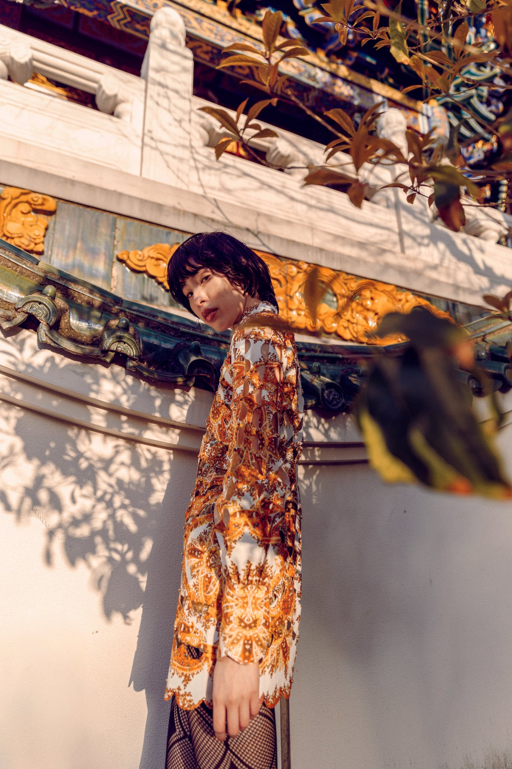 Chinatown - fashion editorial by ivana micic14