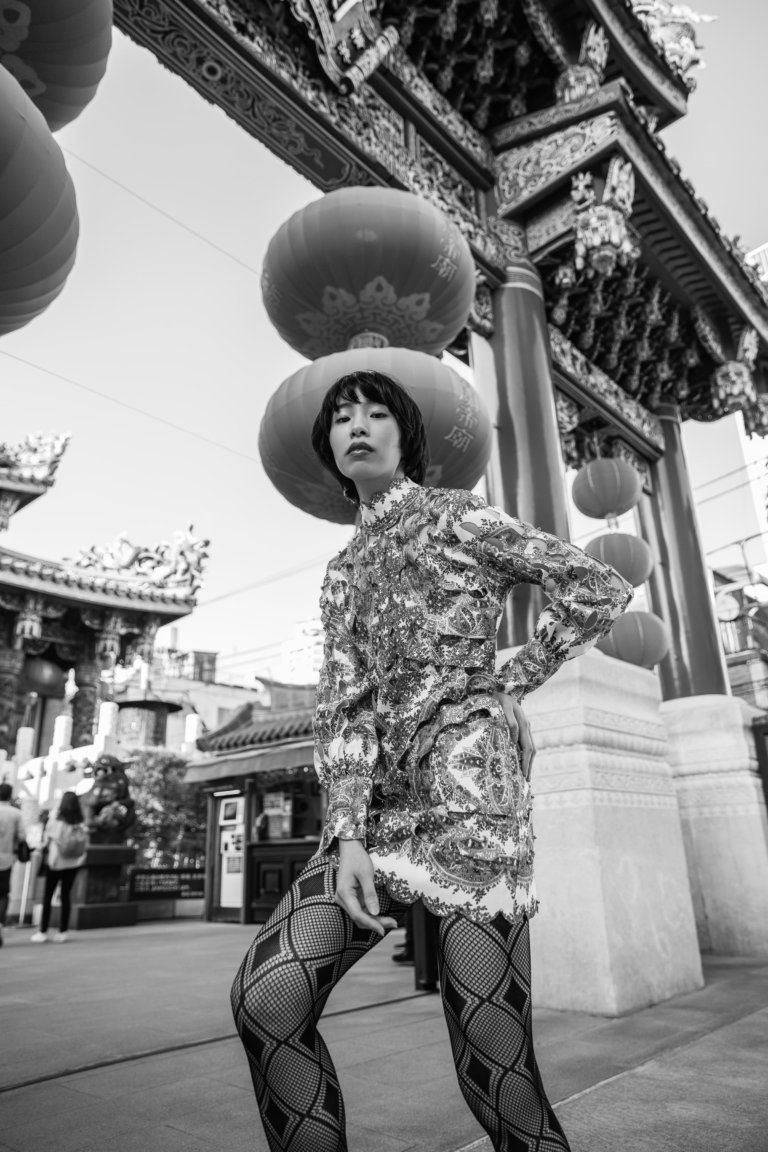 Chinatown - fashion editorial by ivana micic4