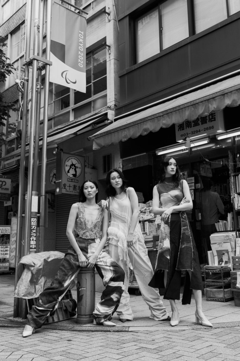 Tokyo Fashion Editorial by Ivana Micic2
