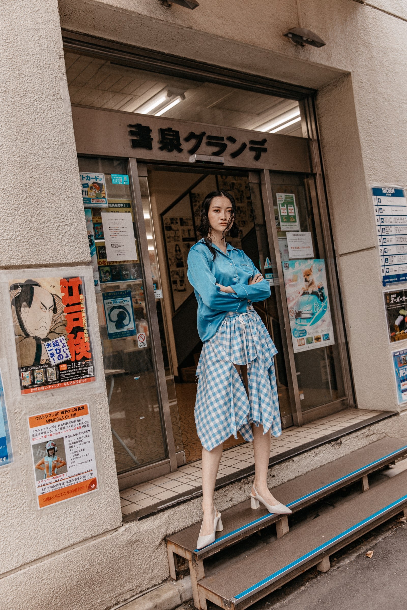 Tokyo Fashion Editorial by Ivana Micic44