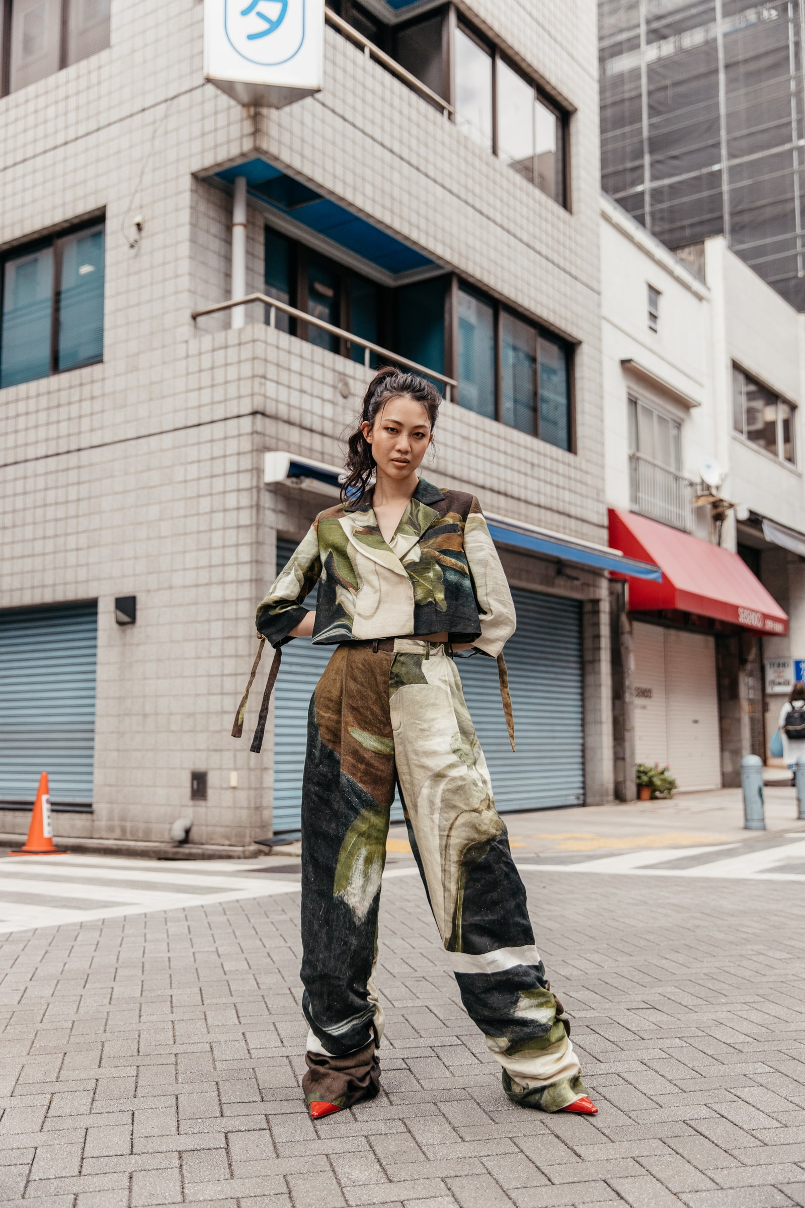 Tokyo Fashion Editorial by Ivana Micic54