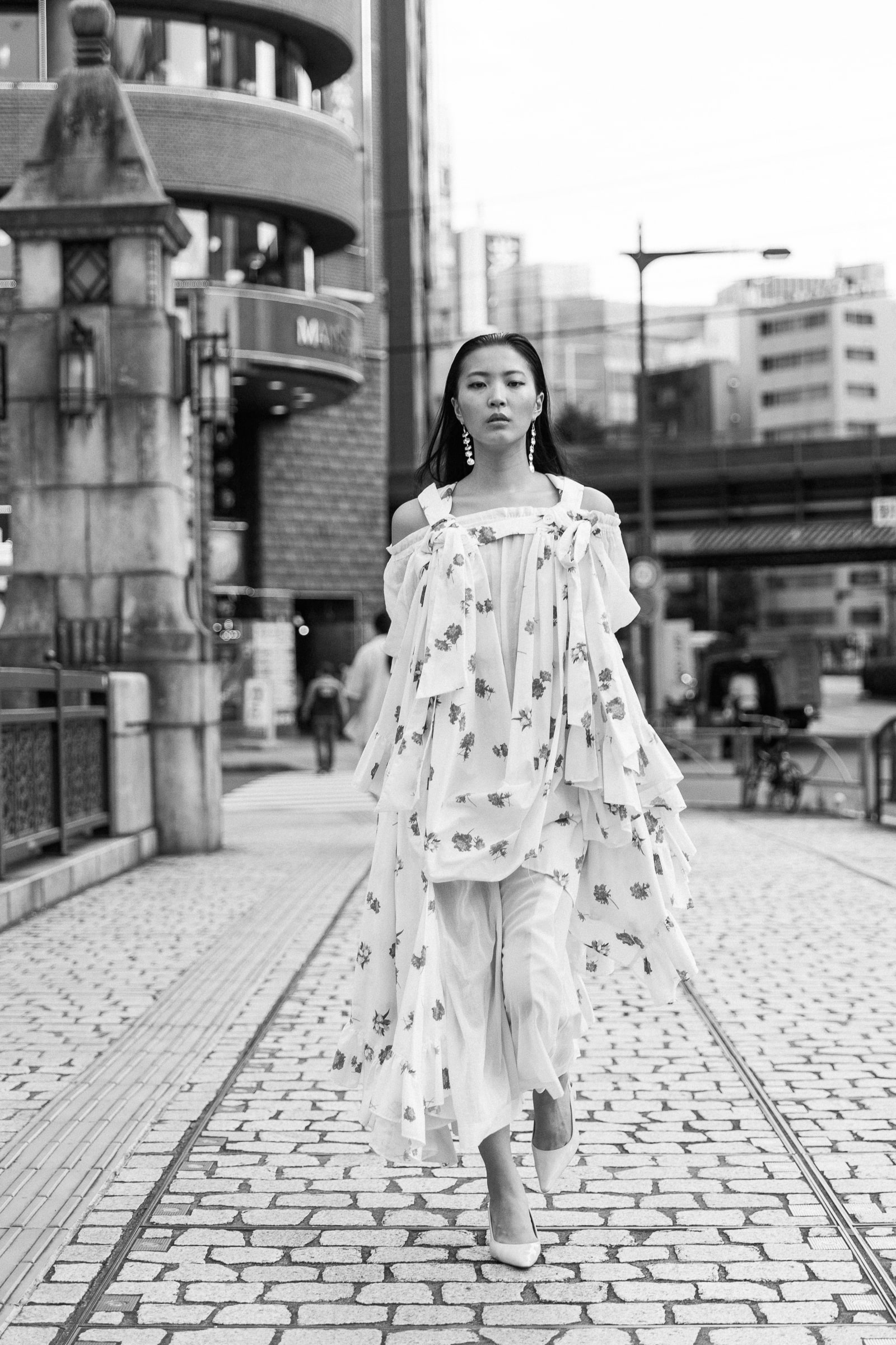 Tokyo Fashion Editorial by Ivana Micic72