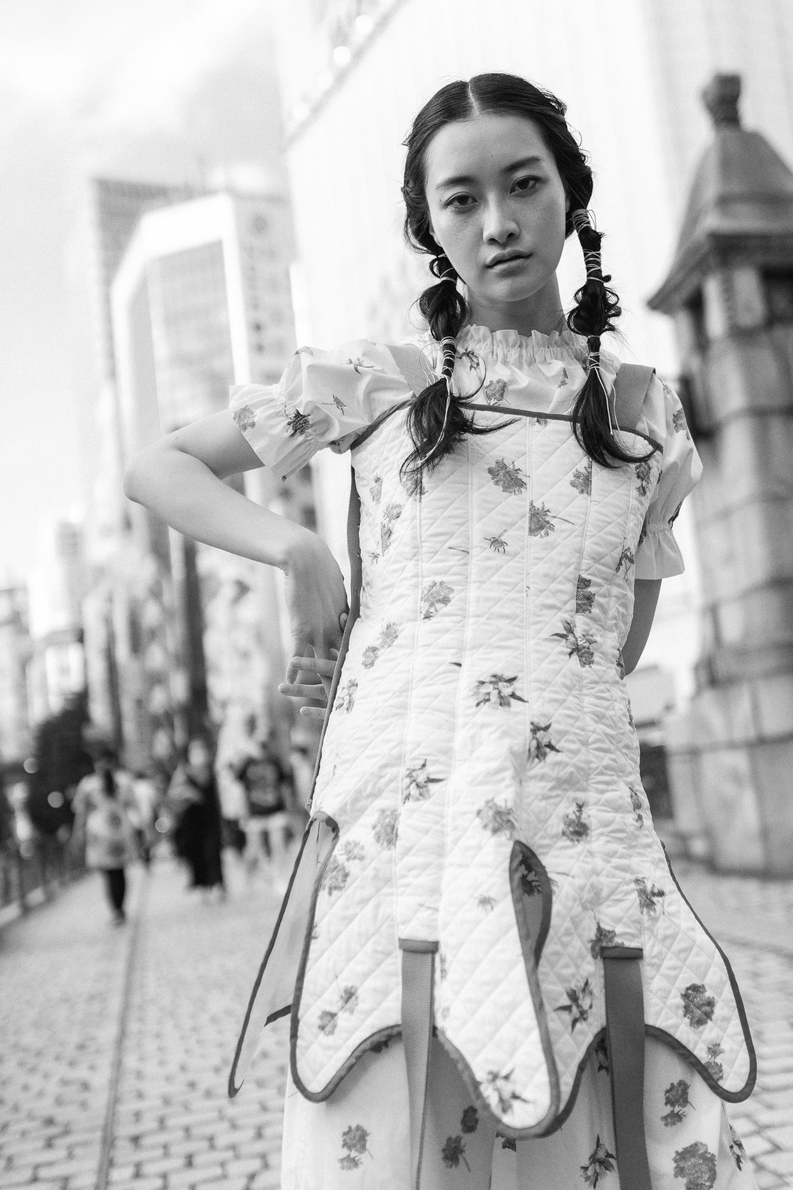 Tokyo Fashion Editorial by Ivana Micic84