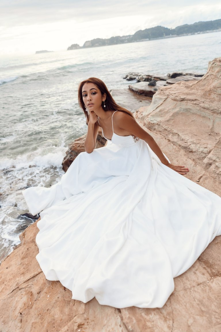 bridal collection - oui the label with maya kisanuki by ivana micic87