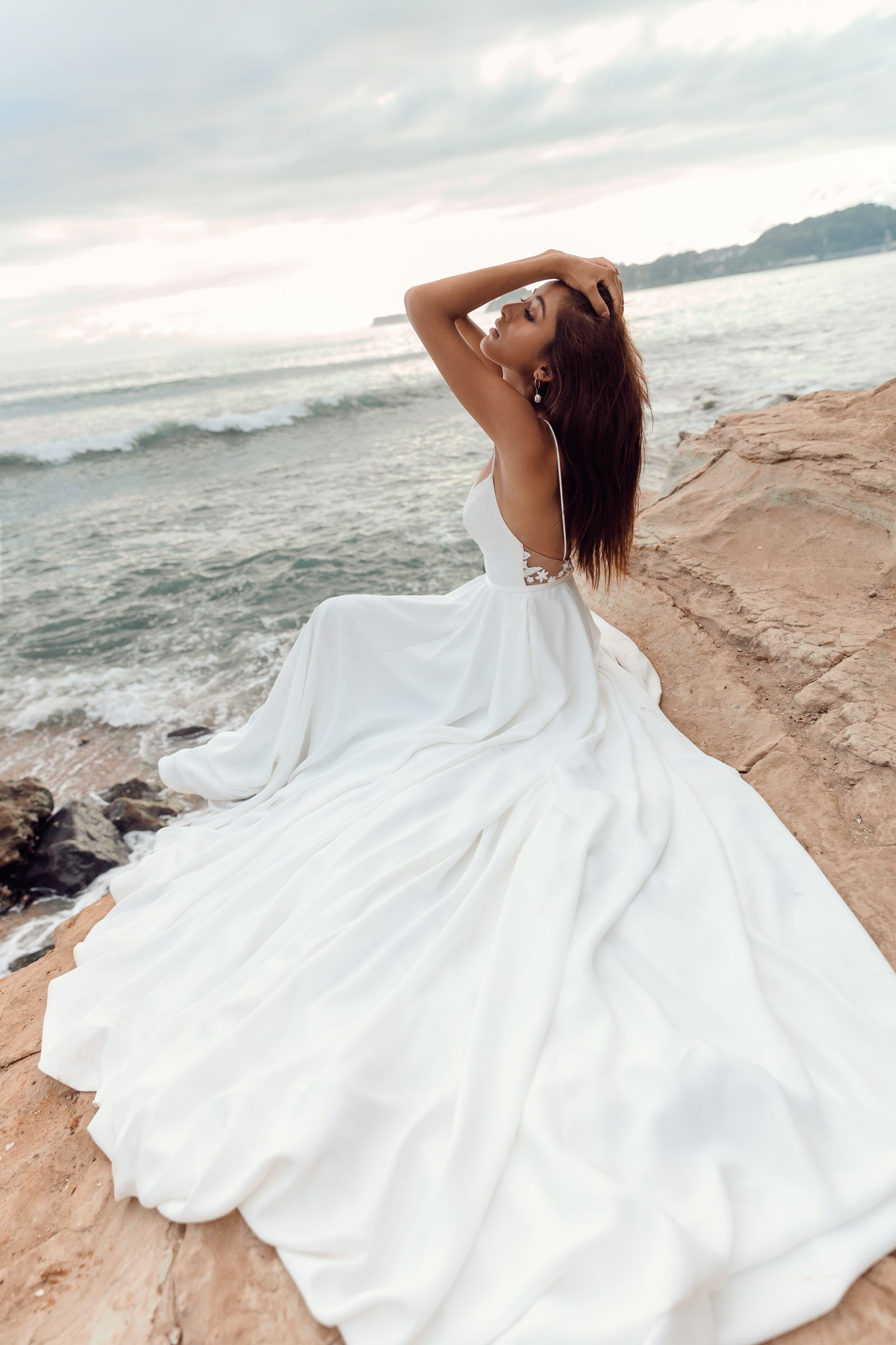 bridal collection - oui the label with maya kisanuki by ivana micic93